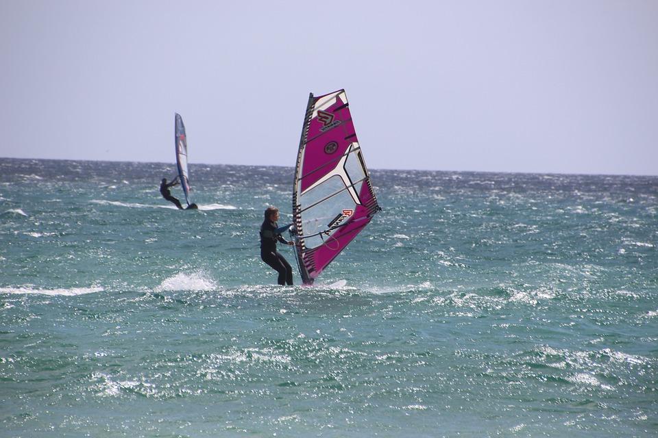 Le Top Des Spots De Windsurf Ou Faire Du Windsurf